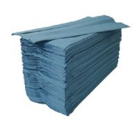 Blue C Fold Paper Hand Towels - 1 Ply